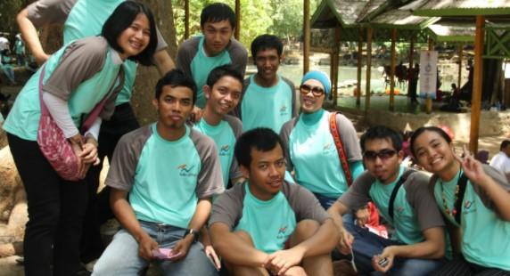 Kaos Family gathering Cikarang Bekasi
